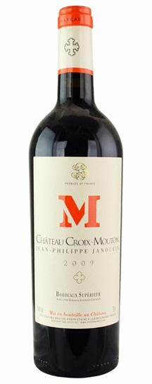 2011 Croix Mouton Bordeaux Superieur
