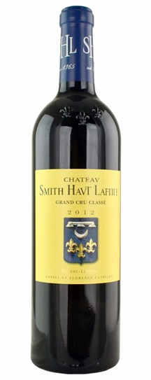 2012 Smith-Haut-Lafitte Bordeaux Blend
