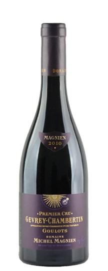 2010 Magnien, Domaine Michel Gevrey Chambertin les Goulots
