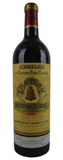 2000 Angelus Bordeaux Blend