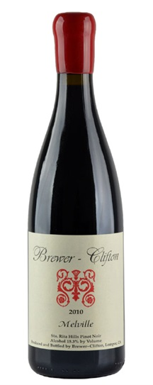 2010 Brewer-Clifton Pinot Noir Melville Vineyard