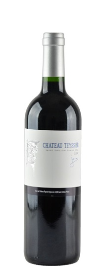 2010 Teyssier, Chateau Bordeaux Blend