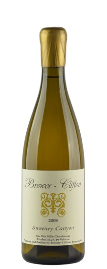 2009 Brewer-Clifton Chardonnay Sweeney Canyon