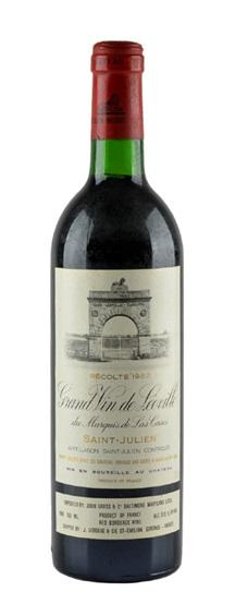 1982 Leoville-Las Cases Bordeaux Blend
