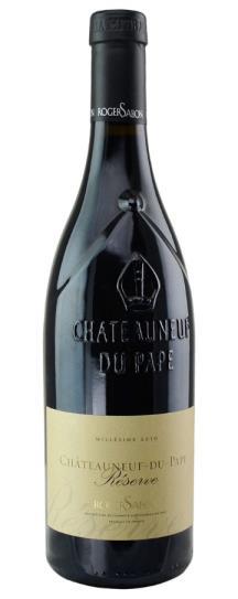 2010 Sabon, Domaine Roger Chateauneuf du Pape Cuvee Reserve
