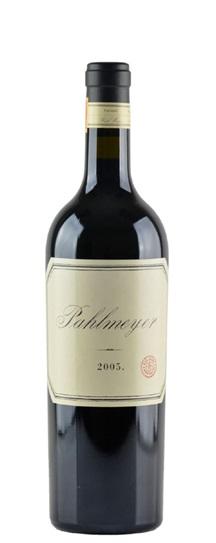2009 Pahlmeyer Proprietary Red Wine