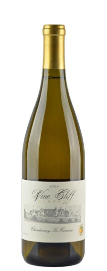 2009 Vine Cliff Cellars Chardonnay Carneros