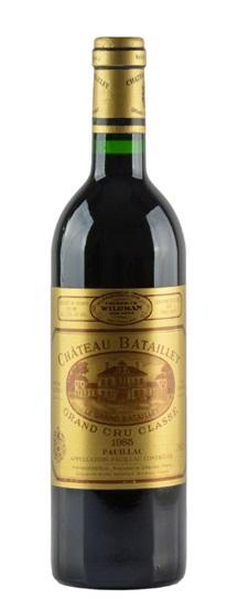1985 Batailley Bordeaux Blend