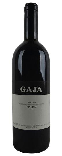 1989 Gaja Sperss