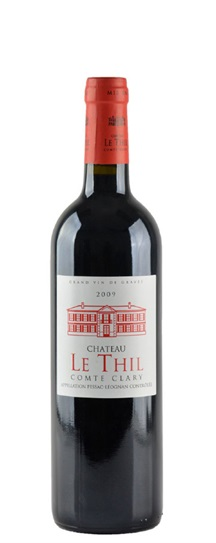 2011 Thil (Comte Clary), Chateau le Rouge