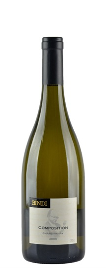 2008 Bindi Chardonnay Composition