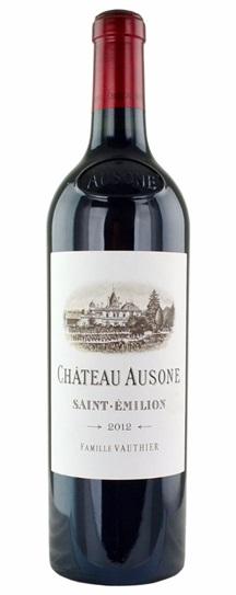 2012 Ausone Bordeaux Blend