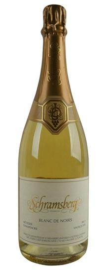 2007 Schramsberg Blanc de Noirs Vintage