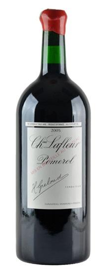 1986 Lafleur Bordeaux Blend