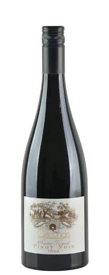 2004 Giaconda Pinot Noir Nantua Vineyard