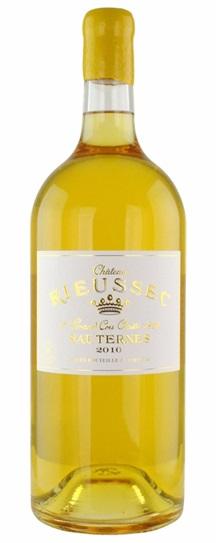 2010 Rieussec Sauternes Blend