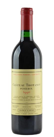1990 Trotanoy Bordeaux Blend