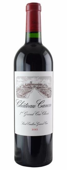 2012 Canon Bordeaux Blend