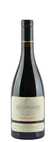 2010 Tardieu-Laurent Gigondas Vieilles Vignes