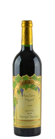 1999 Nickel & Nickel Cabernet Sauvignon Rock Cairn Vineyard