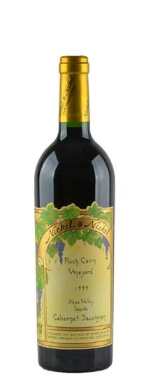 2003 Nickel & Nickel Cabernet Sauvignon Rock Cairn Vineyard