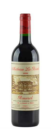 2000 La Pointe Bordeaux Blend