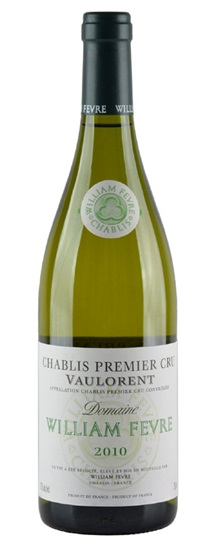 2008 Fevre, Domaine William Chablis Vaulorent Premier Cru