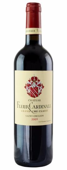 2009 Fleur Cardinale Bordeaux Blend