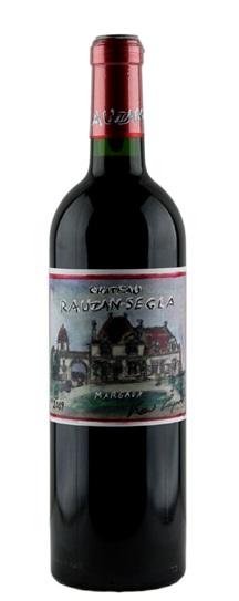 2010 Rauzan-Segla (Rausan-Segla) Bordeaux Blend