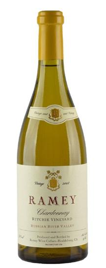 2008 Ramey Chardonnay Ritchie Vineyard