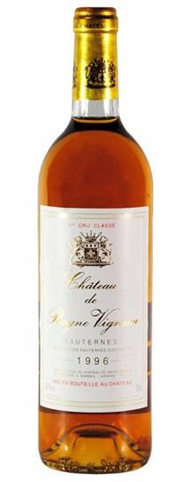 2000 Rayne-Vigneau Sauternes Blend