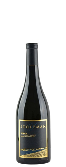 2010 Stolpman Vineyards Syrah Estate