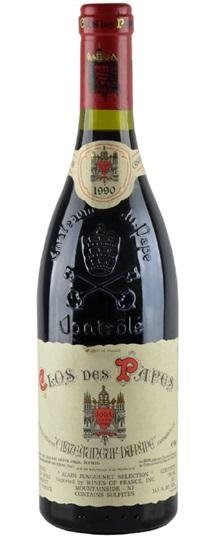 1990 Clos des Papes Chateauneuf du Pape