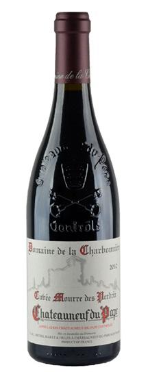 2010 Domaine de la Charbonniere Chateauneuf du Pape Mourre des Perdrix
