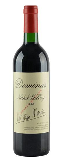 1998 Dominus Proprietary Red Wine