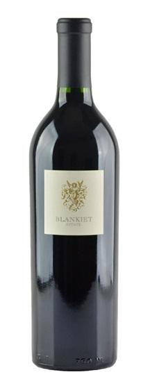 2007 Blankiet Paradise Hills Proprietary Red Wine