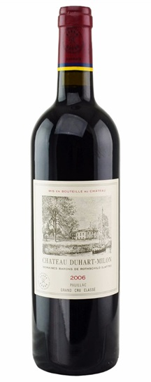 2005 Duhart-Milon-Rothschild Bordeaux Blend