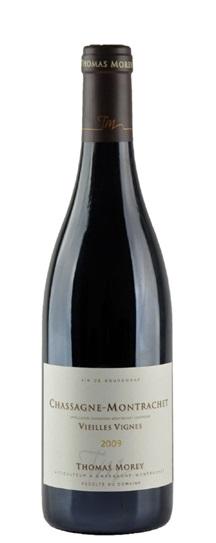 2009 Morey, Thomas Chassagne Montrachet Vieilles Vignes Rouge