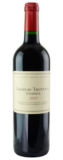 2010 Trotanoy Bordeaux Blend