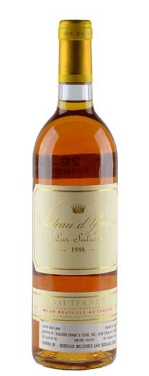 1988 Chateau d'Yquem Sauternes Blend