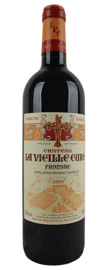 2003 La Vieille Cure Bordeaux Blend