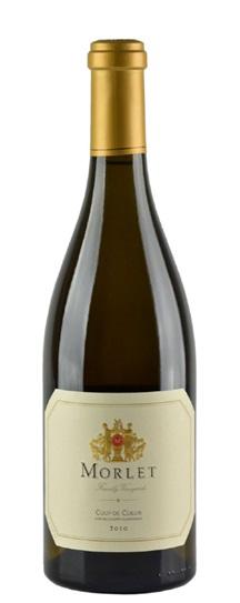 2010 Morlet Family Vineyards Coup De Coeur Chardonnay
