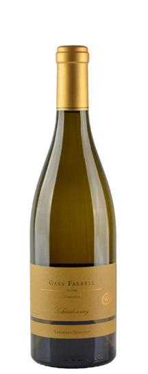 2009 Gary Farrell Chardonnay Carneros Selection
