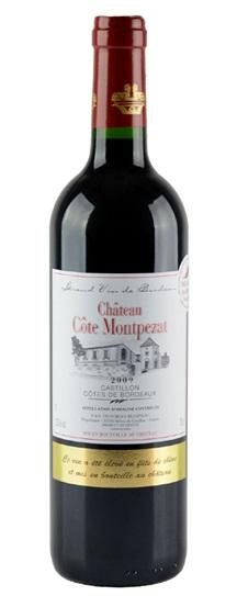 2009 Chateau Cote Montpezat Bordeaux Blend