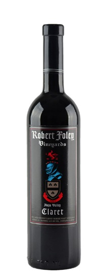2002 Robert Foley Vineyards Claret