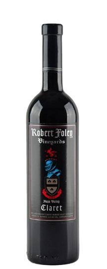 2003 Robert Foley Vineyards Claret