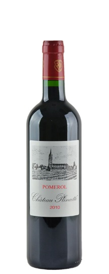 2010 Plincette Bordeaux Blend