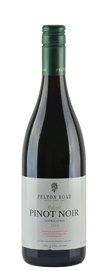 2010 Felton Road Pinot Noir Calvert