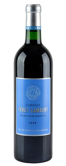 2009 Feret-Lambert Bordeaux Blend