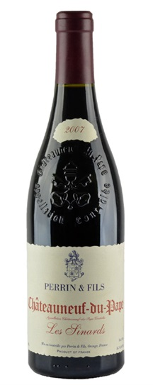 2004 Perrin Chateauneuf du Pape les Sinards